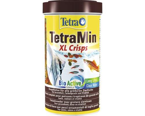 Nourriture pour poissons TetraMin XL Crisps 500ml