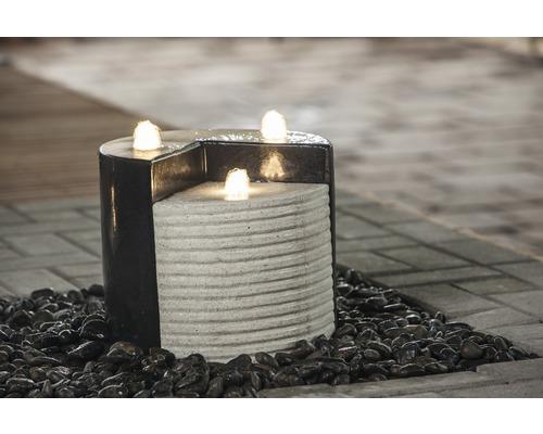 Kit fontaine Heissner Gap LED