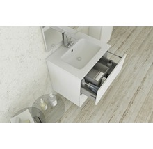 Armoire sous lavabo Life 60cm frêne blanc-thumb-2