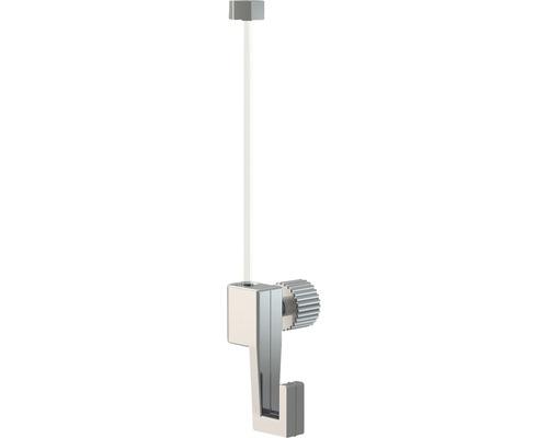 Câble de suspension Perlon avec crochet 150 cm