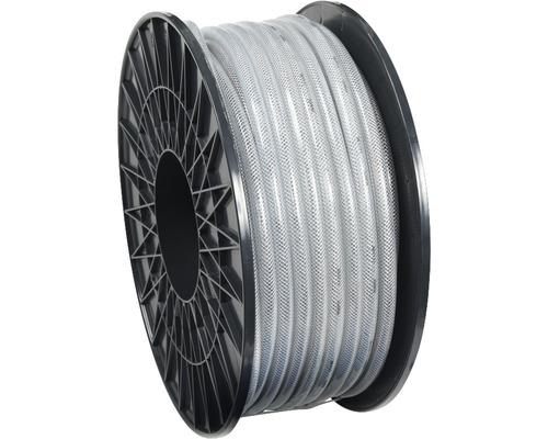 Tuyau d'arrosage tuyau PVC avec armature tissée 12,5x3mm, marchandise au mètre