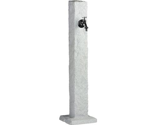 Fontaine robinet Natura granite