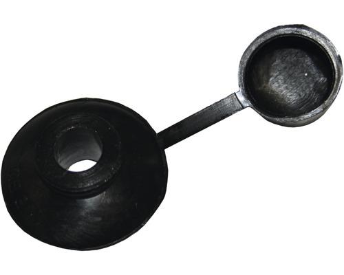 Cache-vis pour vis pour fibrociment sans insert en acier 100 pièces