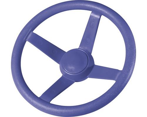 Volant AKUBI 30 cm bleu