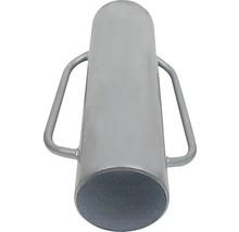 Pfahlramme Maurerlob Handramme Grau-thumb-2