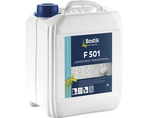 Imprégnation pour façade enduite Bostik F 501 5 litres