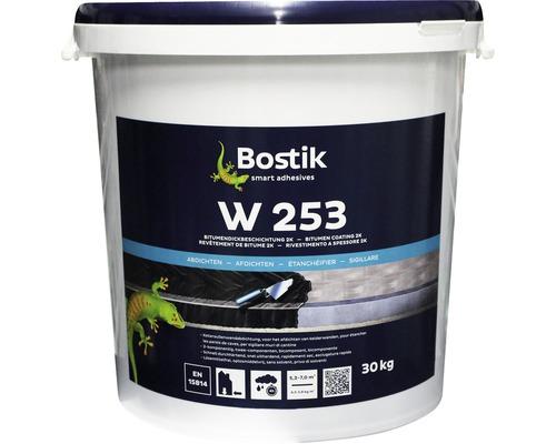 Revêtement bitumineux Bostik W 253 2K 30 kg