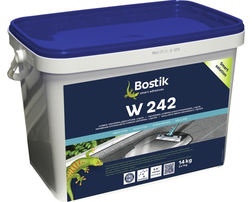 Bostik W 242 Hybrid Universalabdichtung liquid 14 kg