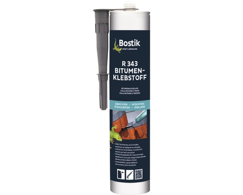Colle bitumineuse à froid Bostik R 343 445 g
