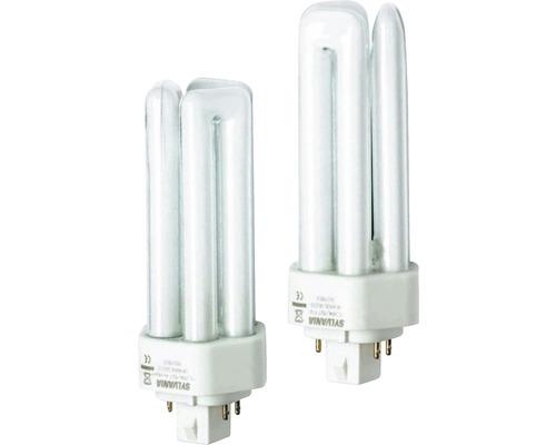 Ampoule à économie d'énergie à intensité lumineuse variable G24q3/32W 3200 lm 4000 K blanc neutre 840-0