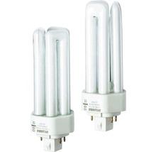 Ampoule à économie d'énergie à intensité lumineuse variable G24q/18W 1210 lm 4000 K blanc neutre 840-thumb-0