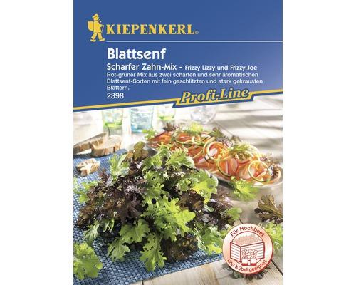 Graines de salade moutarde à feuilles «Scherfer Zahn-Mix» Kiepenkerl
