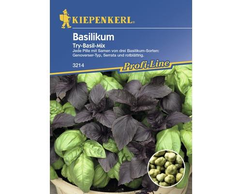 Graines de basilic «Try-Basil-Mix» Kiepenkerl