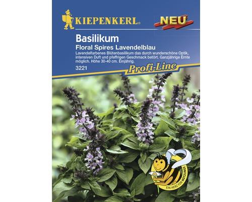 Graines de basilic «Floral Lavendelblau» Kiepenkerl
