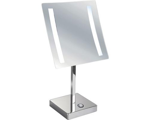 LED Kosmetikspiegel DSK Elena 20x20 cm