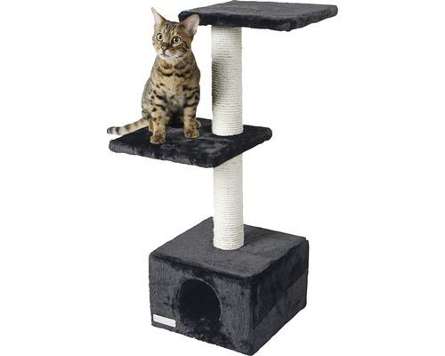 Arbre à chats KERBL Venus Sweet 30x30x85cm noir