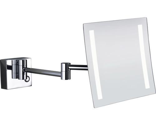 Miroir de maquillage LED DSK Gloria 20x20cm