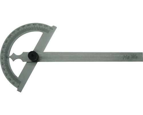 Gradmesser skaliert chrom 8 cm