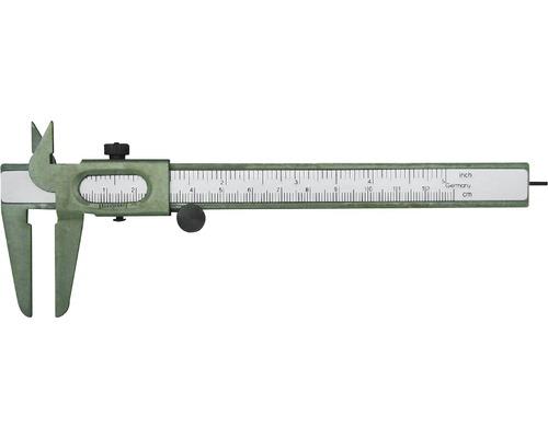 Schieblehre Chrom/Vernickelt 120 mm