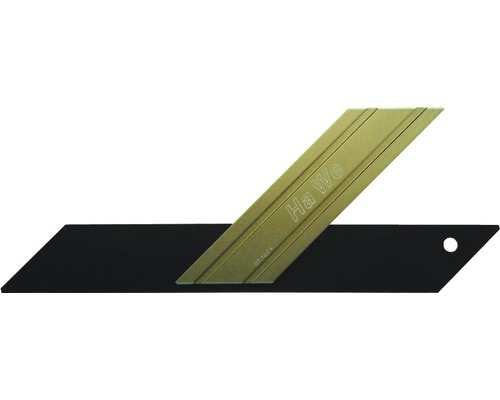 Gehrmaß Aluminium 25 cm