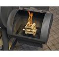 Gril Smoker Tenneker® XL 98 x 44 cm avec cheminée, thermomètre de couvercle
