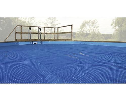 Bâche chauffante Weka pour piscine 593B taille 2