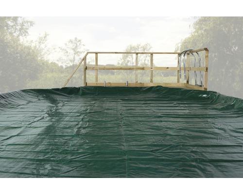 Bâche de recouvrement Weka pour piscine 593B taille 2