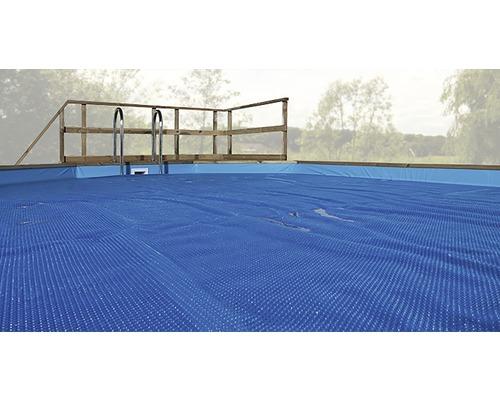 Bâche chauffante Weka pour piscine 594 A