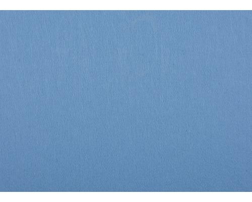 Feutrine pour bricolage 4 mm 30x40 cm bleu clair 1 unité