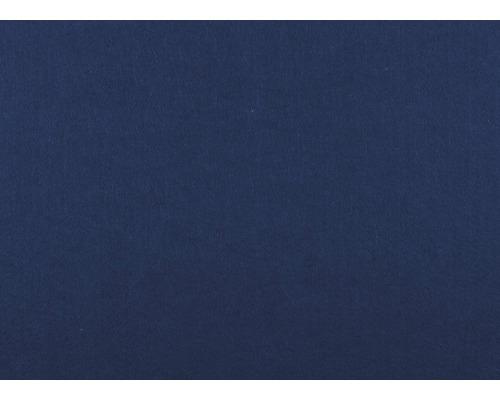 Feutrine pour bricolage 4 mm 30x40 cm bleu foncé 1 unité