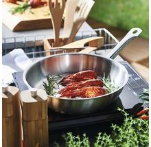 Cuisine extérieure Cooking outside module surface de travail large 89x49x89cm-thumb-3