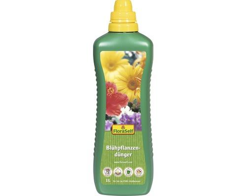 Engrais pour plantes à fleurs FloraSelf 1L