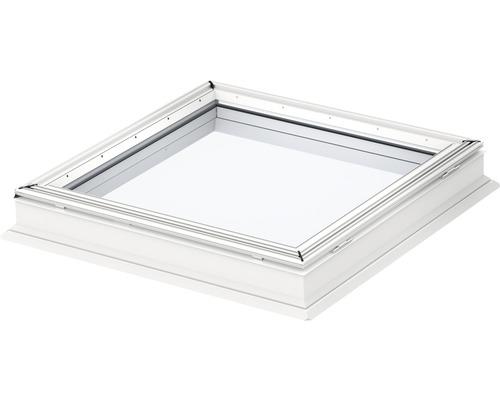 Fenêtre de toit plat VELUX CFP 0073QV à vitrage fixe 60x60 cm (élément de base)
