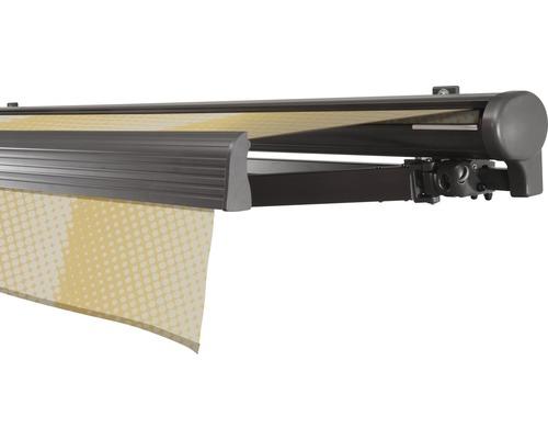 Store Banne Coffre Intégral 450x350 Cm Soluna Comfort Avec