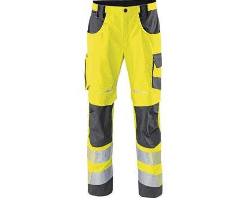 Pantalon de travail jaune/anthracite taille 106