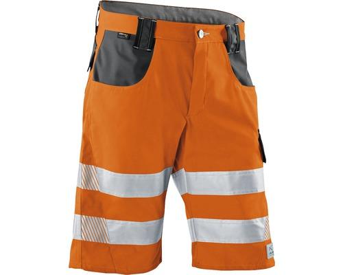 Short orange/anthracite taille 44