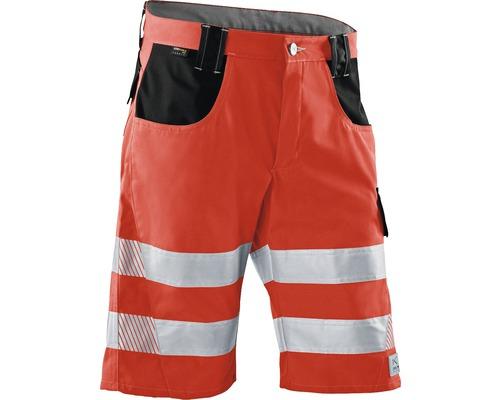 Short rouge/noir taille 46
