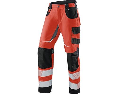 Pantalon de travail été rouge/noir taille 102