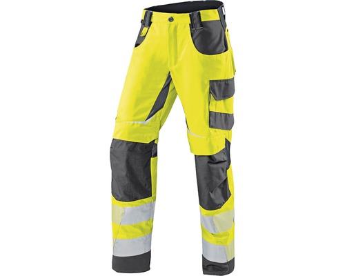 Pantalon de travail été jaune/anthracite taille 102