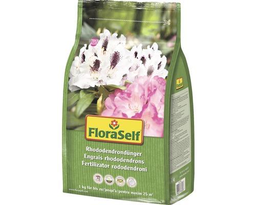 Engrais pour rhododendrons FloraSelf 1