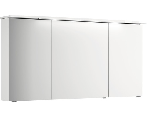 Spiegelschrank pelipal Xpressline 4010 3-türig Weiß IP 20 140 cm