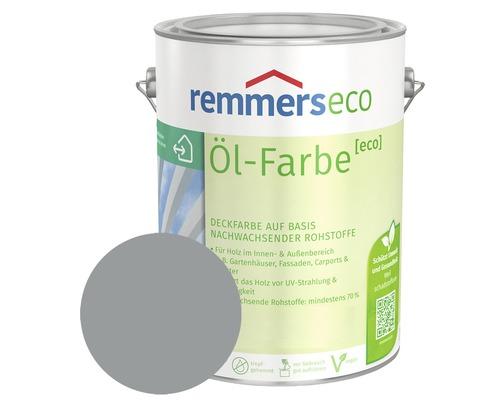Remmers eco Öl-Farbe Holzfarbe RAL 7040 fenstergrau 750 ml