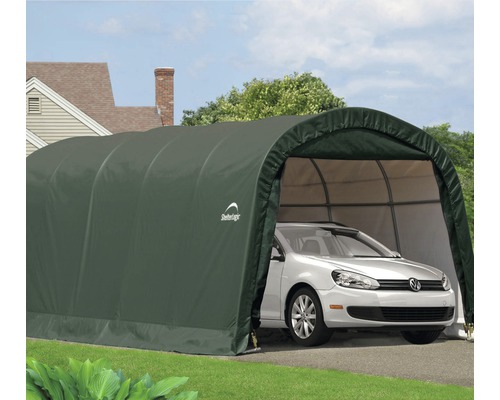 Garage simple ShelterLogic In-a-Box Roundtop 300x610 cm vert
