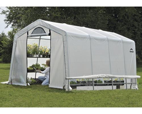 Serre avec bâche ShelterLogic 300x610 cm blanche