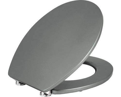 WC-Sitz form & style Metallic mit Absenkautomatik und Quick&Clean