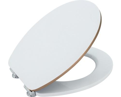 WC-Sitz form & style Edge metallic gold MDF mit Absenkautomatik