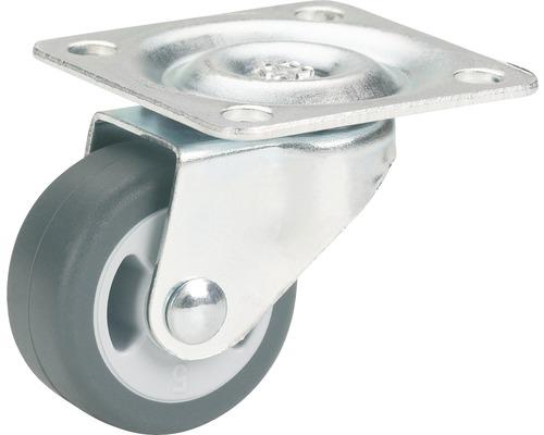 Transport-Geräte-Lenkrolle, bis 15 kg, 25 x 35 x 13 mm