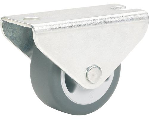 Transport-Geräte-Bockrolle, bis 55 kg, 50 x 52 x 19 mm