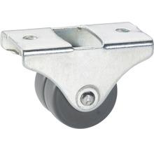 Roulette fixe pour appareils de transport, jusqu''à 50 kg, 25 x 33 x 20,5 mm-thumb-0