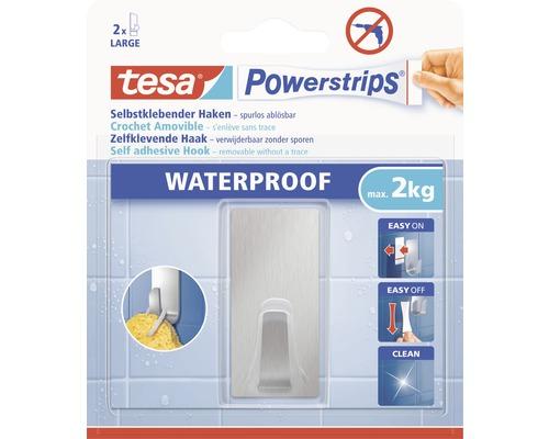 Crochet tesa Powerstrips® Waterproof Large